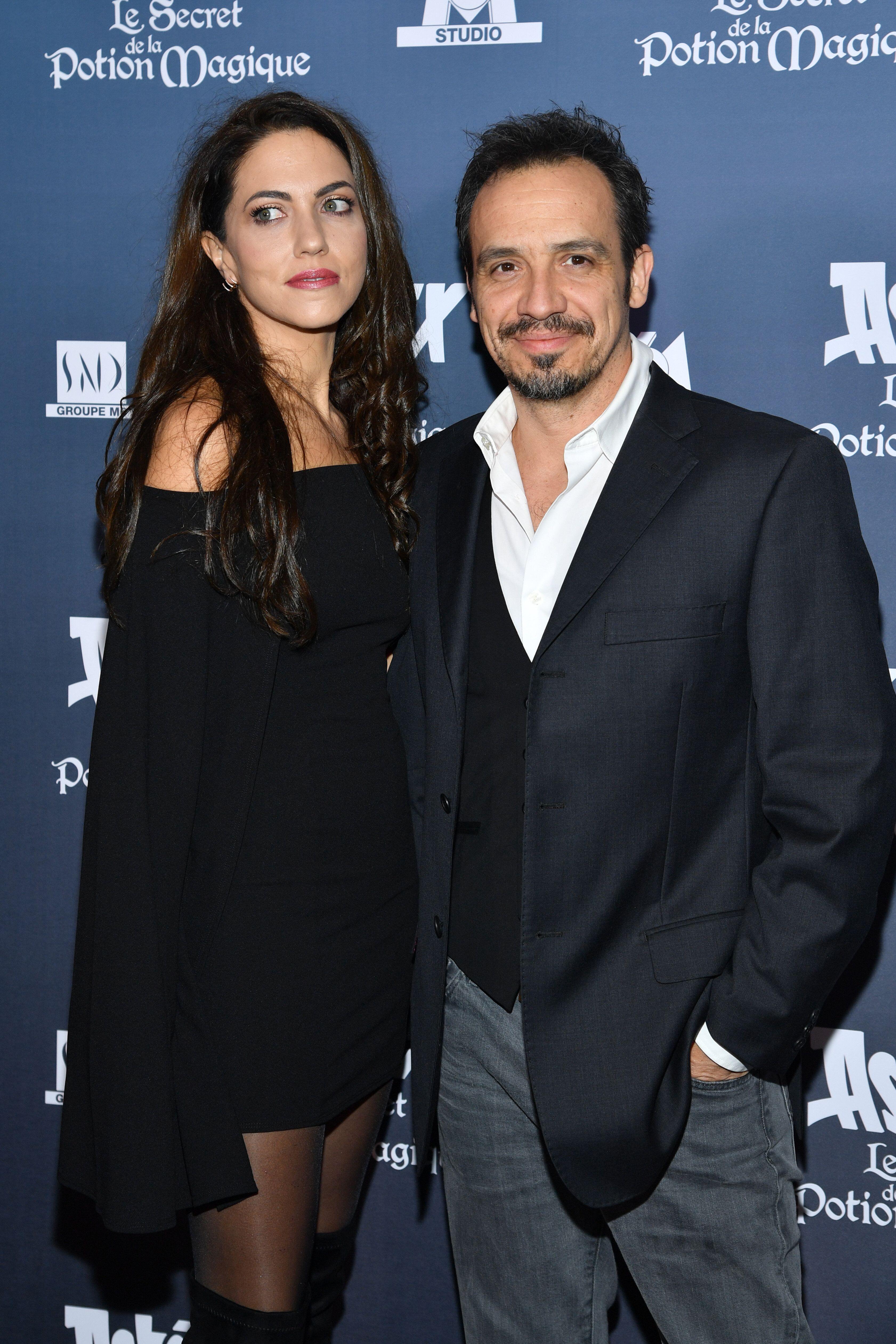Alexandre Astier et Luna Karys, jeunes parents du petit