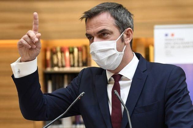 Le ministre de la Santé et des Solidarités, Olivier Véran, le 21 juillet