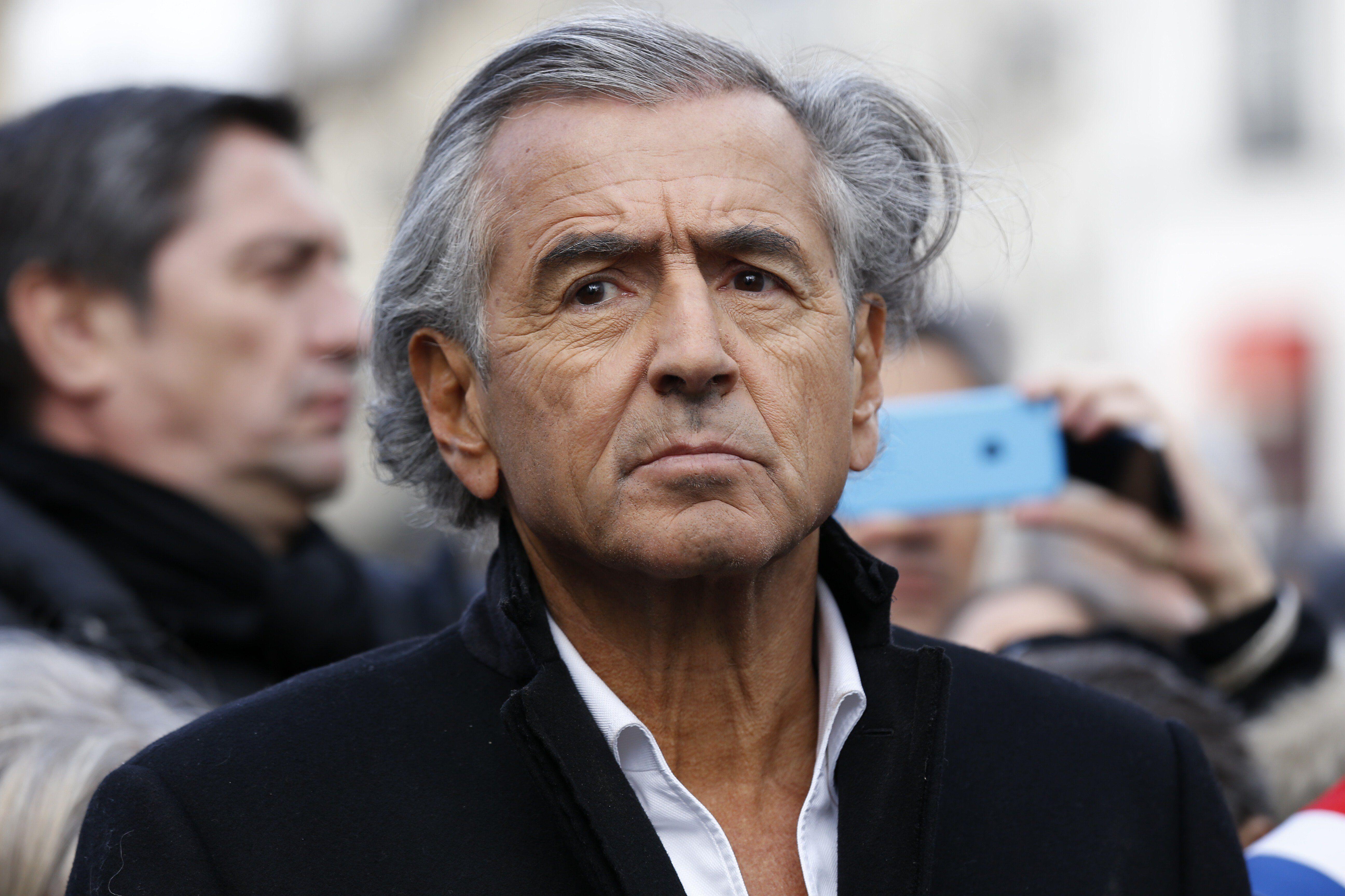 Bernard-Henri Lévy a provoqué une controverse en se rendant en Libye, où il n'est...