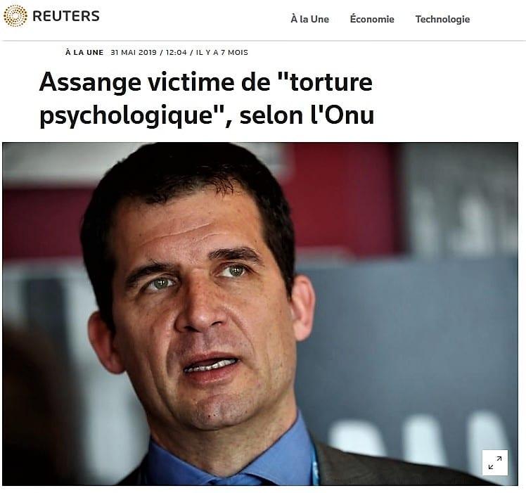 Tribune. Le procès politique contre Julian Assange continue: mobilisons-nous!