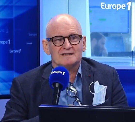 L'adjoint à la Culture de la maire de Paris, Christophe Girard, a dénoncé ce 22 juillet sur Europe 1...
