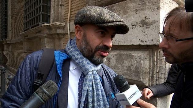 Le sénateur Gianluigi Paragone a lancé cette semaine le parti Italexit, sur le modèle...