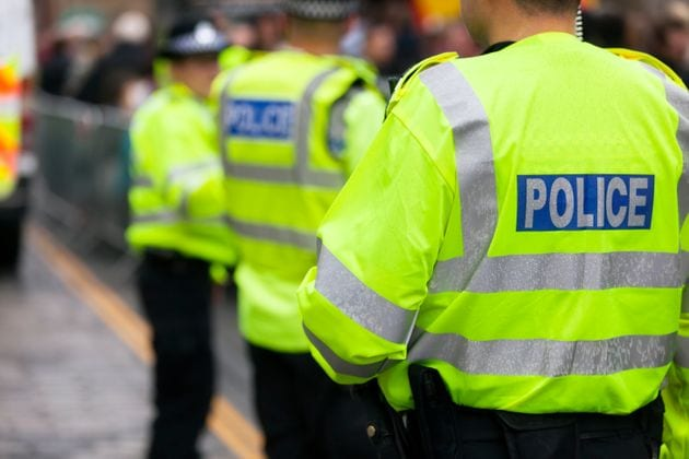 Plusieurs personnes poignardées à Birmingham (Photo