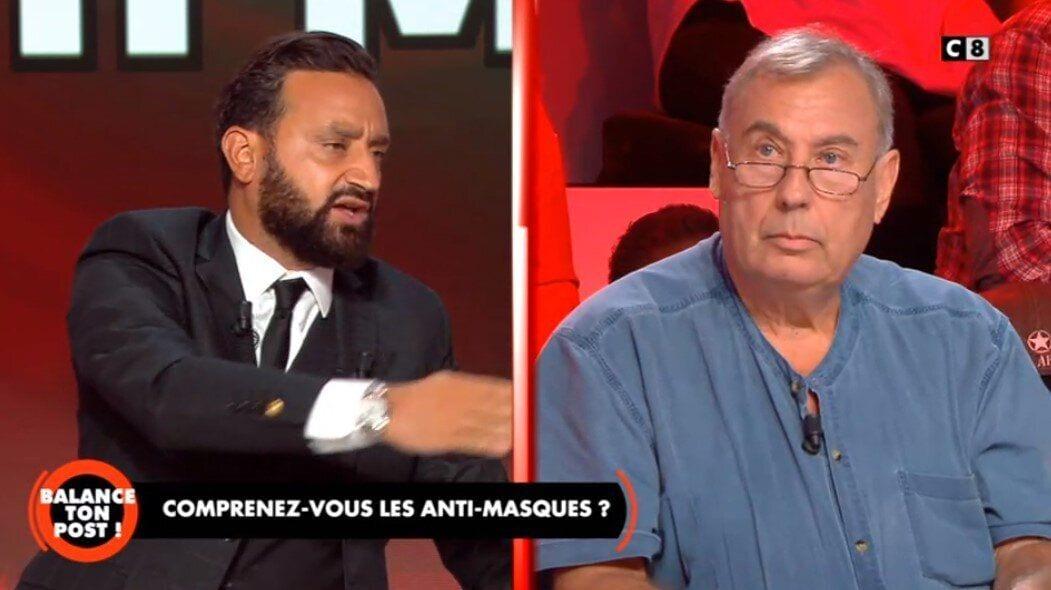 Cyril Hanouna a exclu de son émission