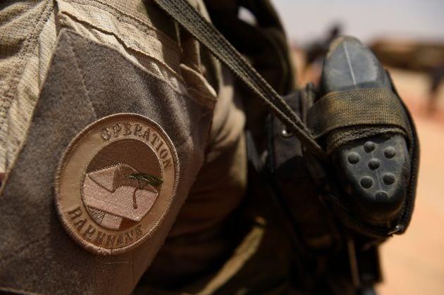 Deux militaires français de la force Barkhane tués au Mali (photo prise le 17 mai 2019,...