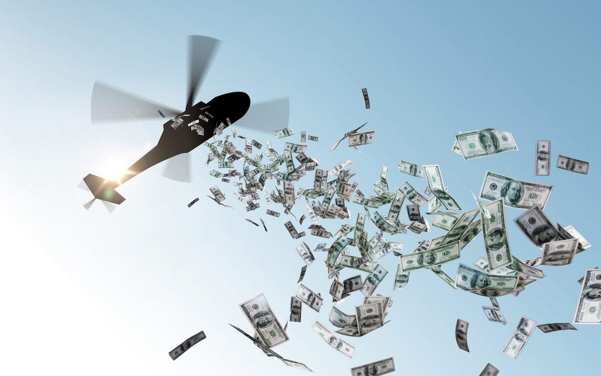 Helicopter Money - D.R.