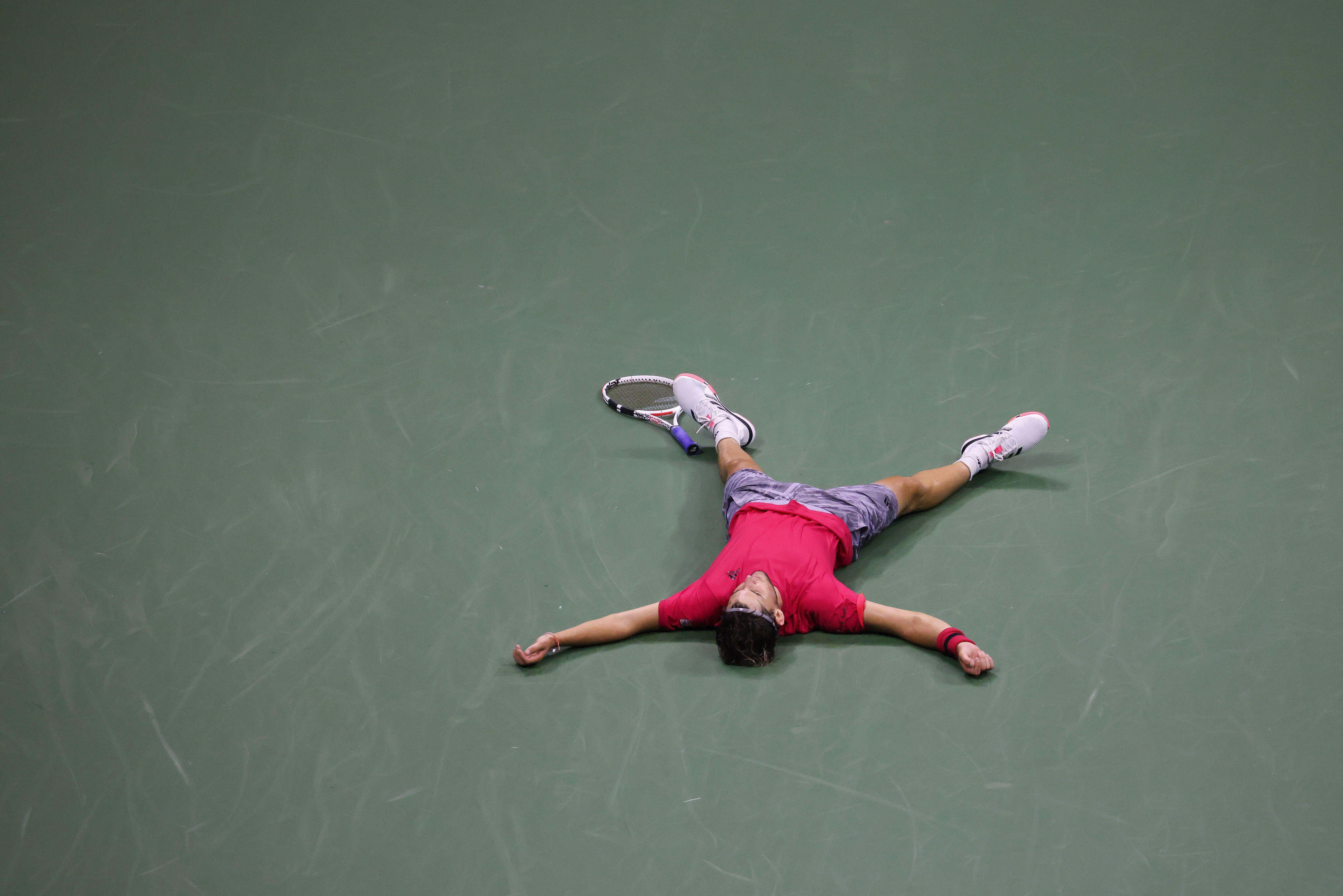 L'Autrichien Dominic Thiem a remporté dimanche 13 septembre le premier titre du Grand chelem de...