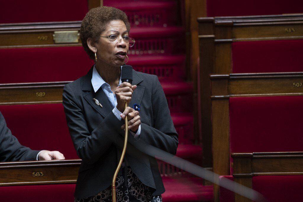 La députée Pau-Langevin (ici le 8 mai 2020) quitte l'Assemblée pour rejoindre la...