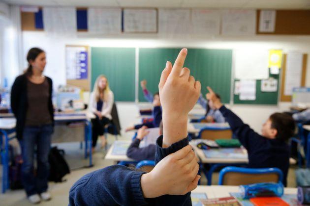 Les profs débutant auront 100 euros par mois de plus à partir du mois de mai (photo
