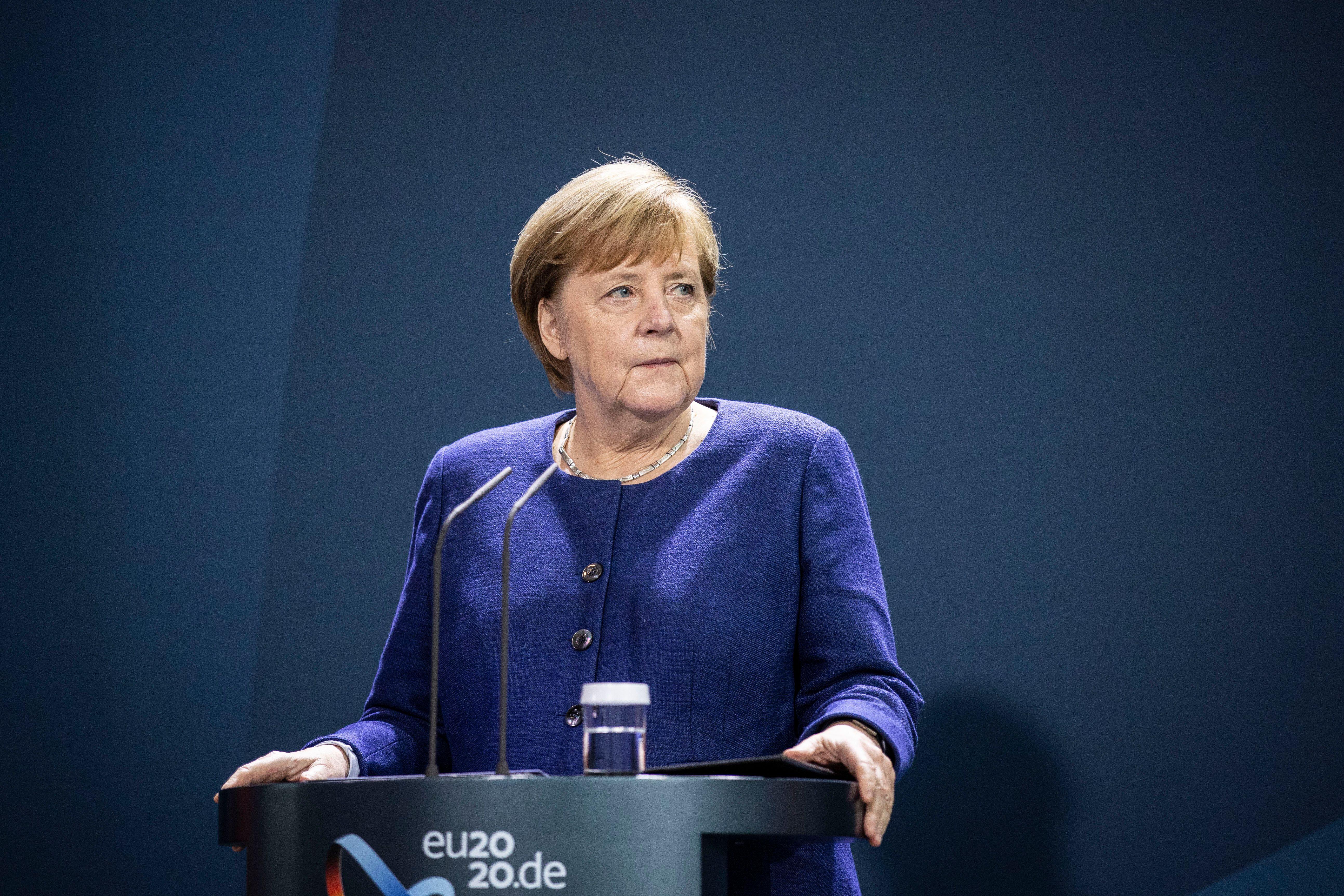Un membre du service de presse de Merkel soupçonné d'être un espion égypto-allemand...