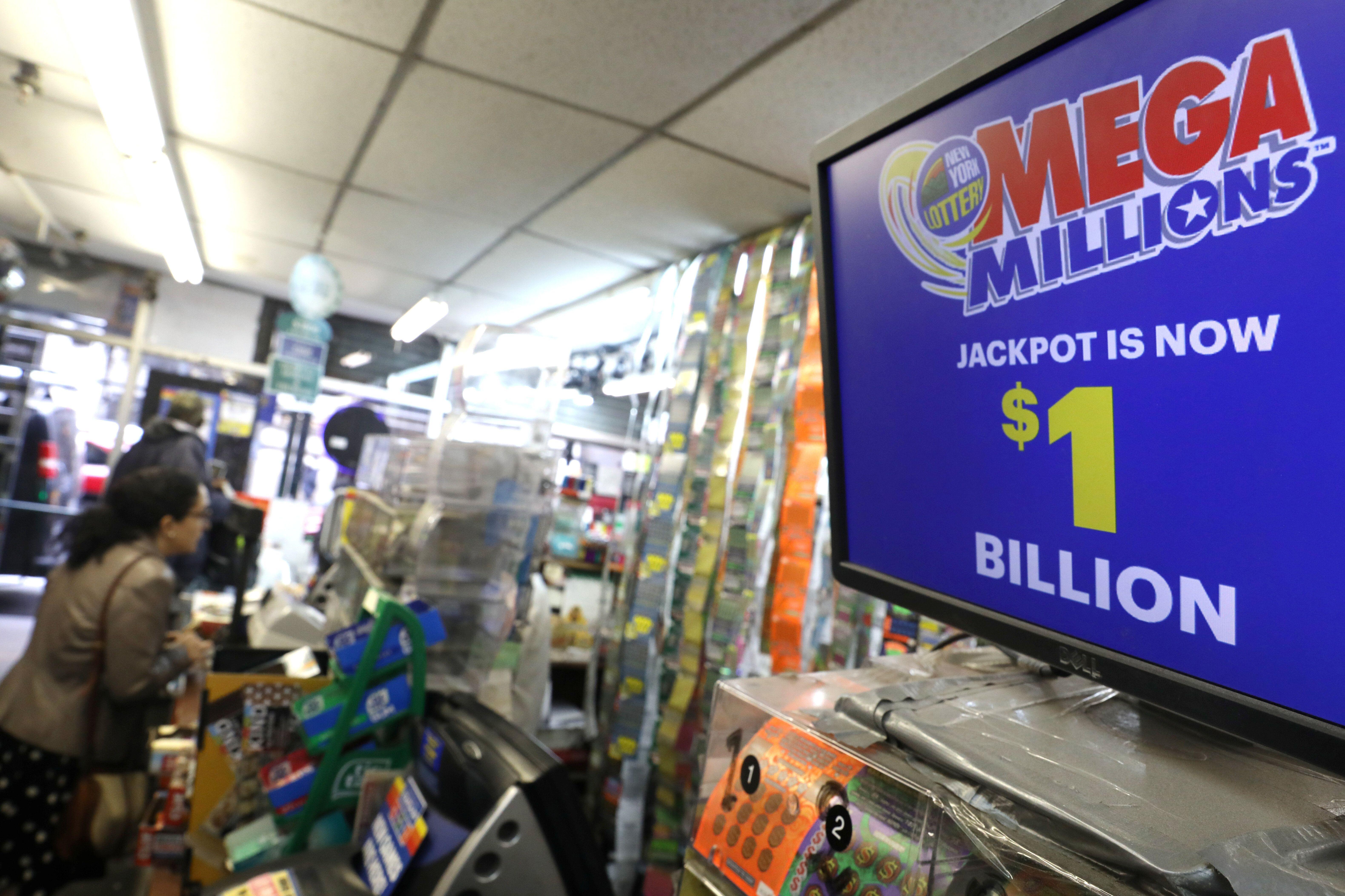 Ce vendredi 22 janvier, un habitant du Michigan a remporté le pactole d'un milliard de dollars...