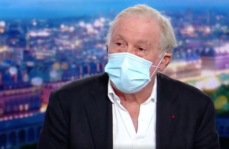Ce mardi 12 janvier, le président du Conseil scientifique Jean-François Delfraissy a expliqué sur TF1...
