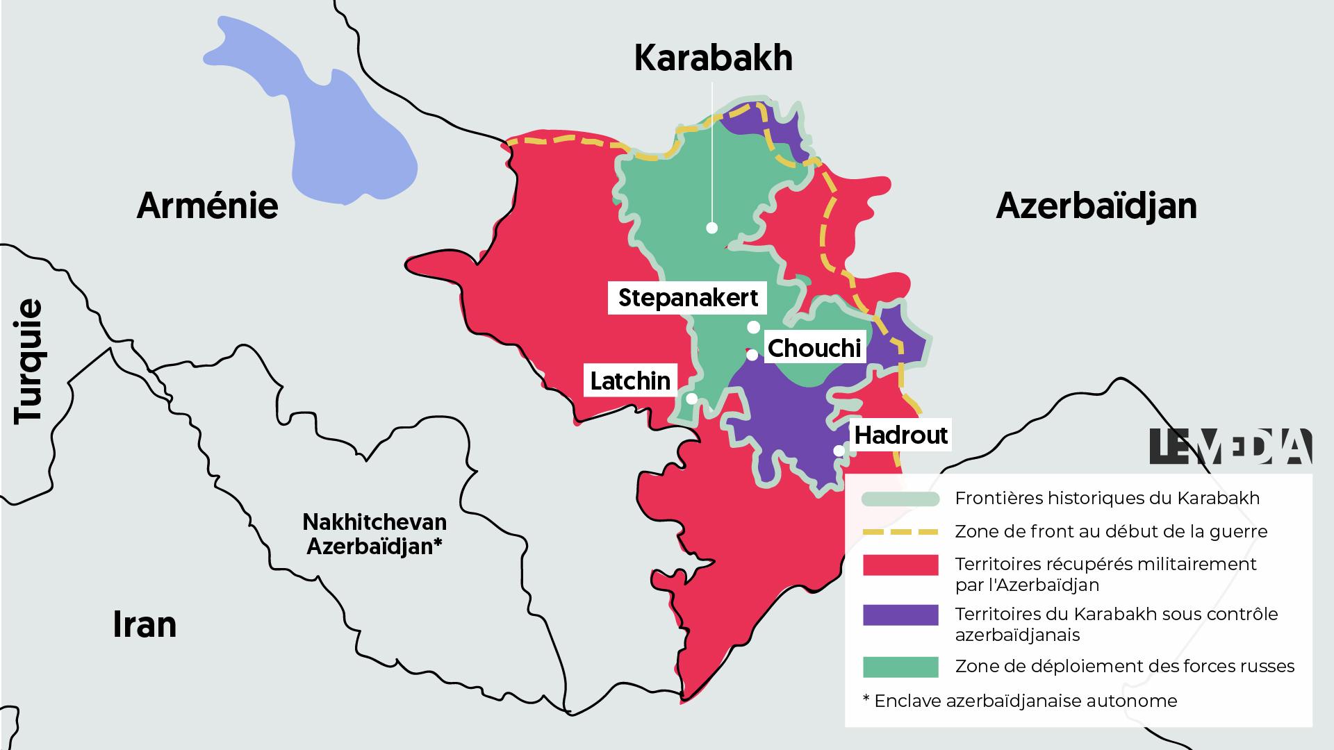 En Arménie, le désespoir des déplacés du Karabakh