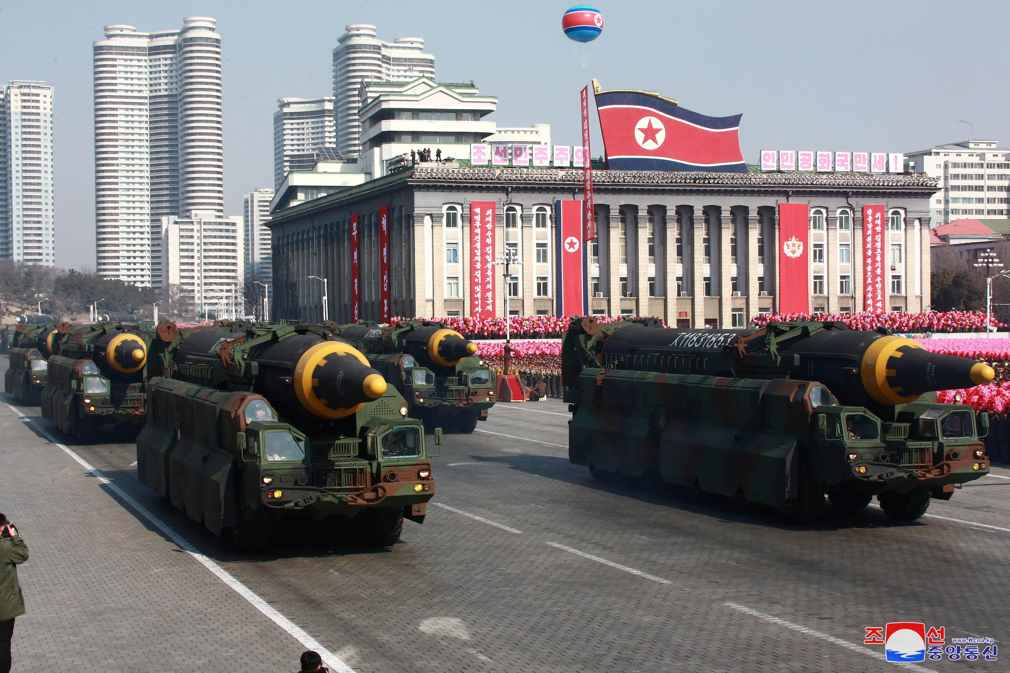 D'après un rapport confidentiel de l'ONU, la Corée du Nord a dérobé des centaines...
