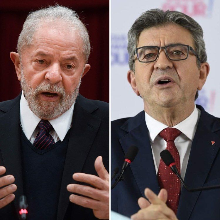 Mélenchon, Lula et une cinquantaine de leaders de la gauche internationale appellent à...