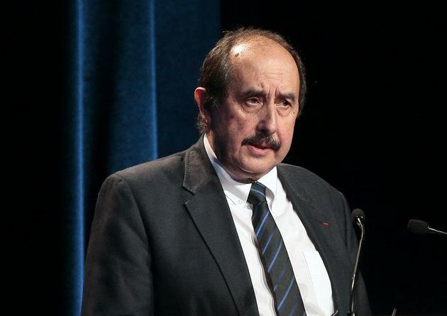 Patrick Bouet, président du Conseil national de l'Ordre des