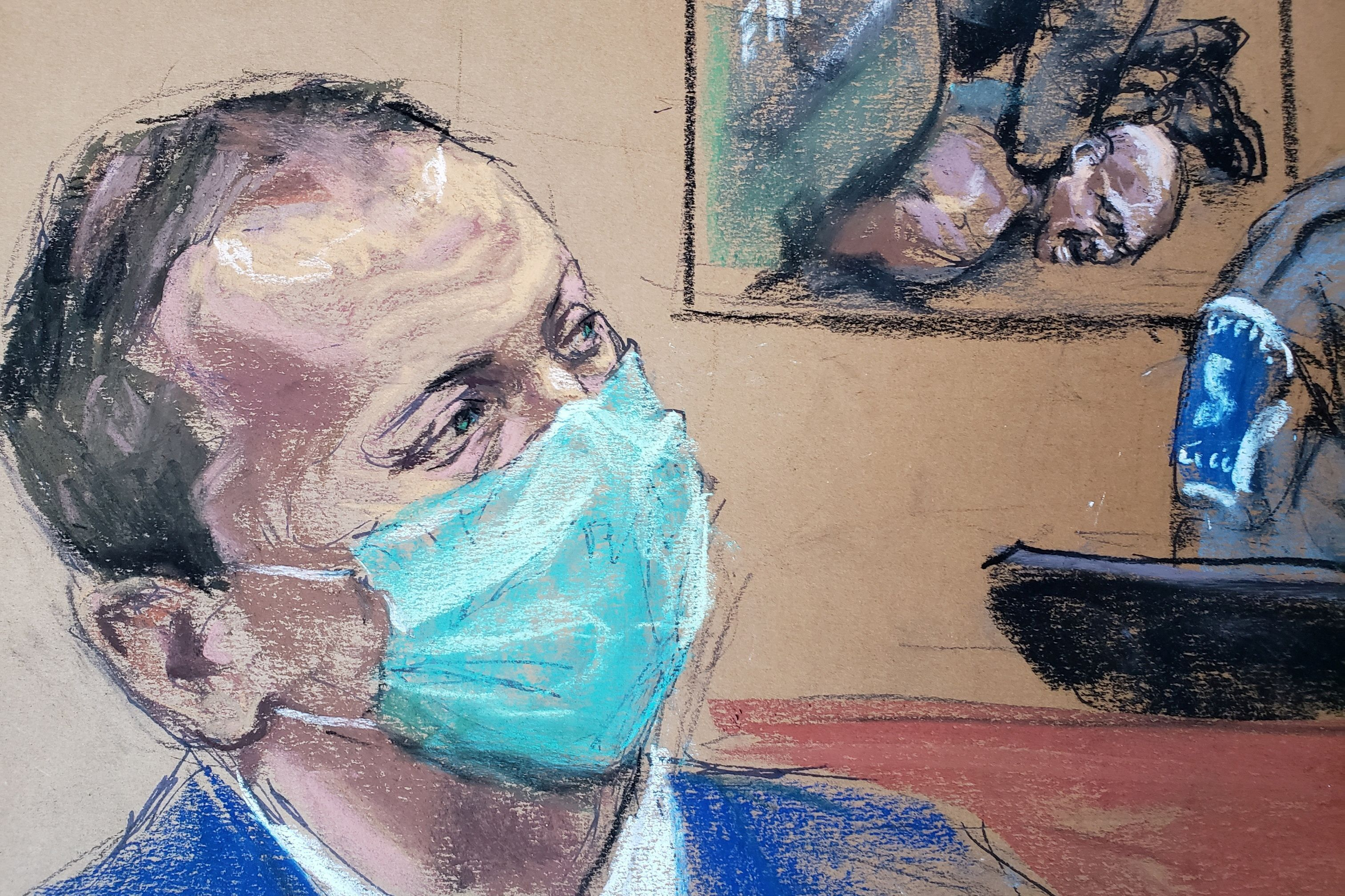 Le procès du policier blanc accusé du meurtre de George Floyd se tient actuellement à Minneapolis, il...