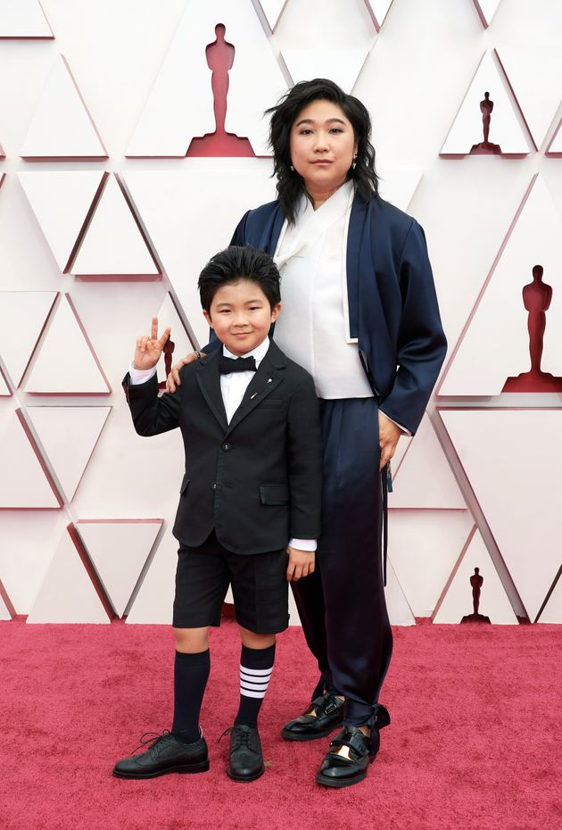 Aux Oscars 2021, les hommes ont tout donné sur le tapis