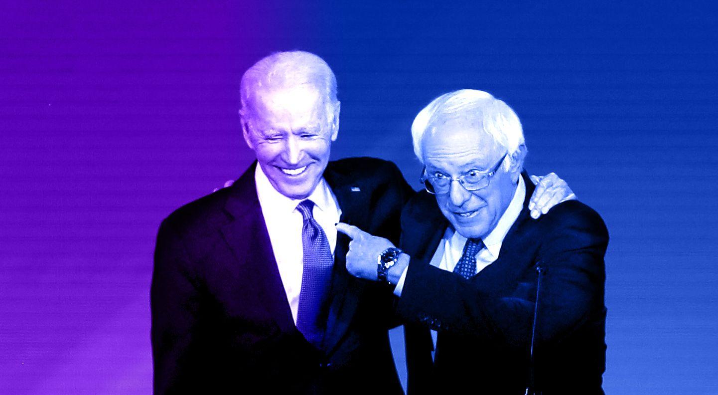 Discours de Joe Biden: 100 jours de virages à gauche inattendus (photo