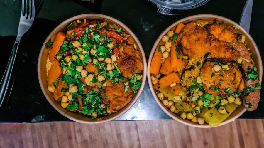 Golden Grain Box Couscous