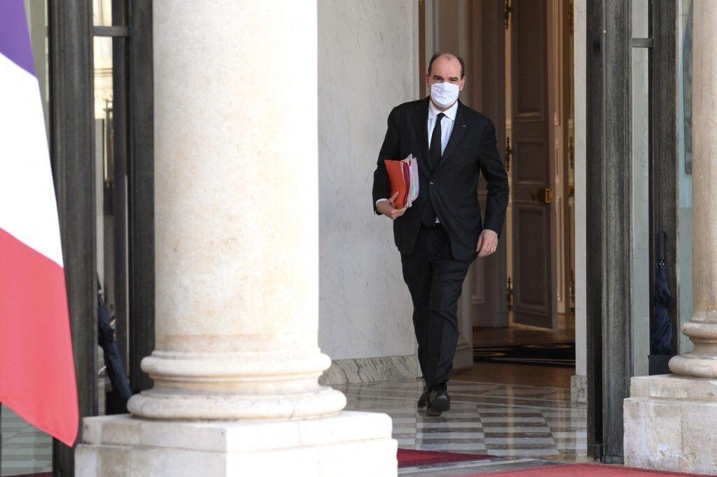 Un texte antiterroriste en Conseil des ministres ce mercredi (photo de Jean Castex le 24 février