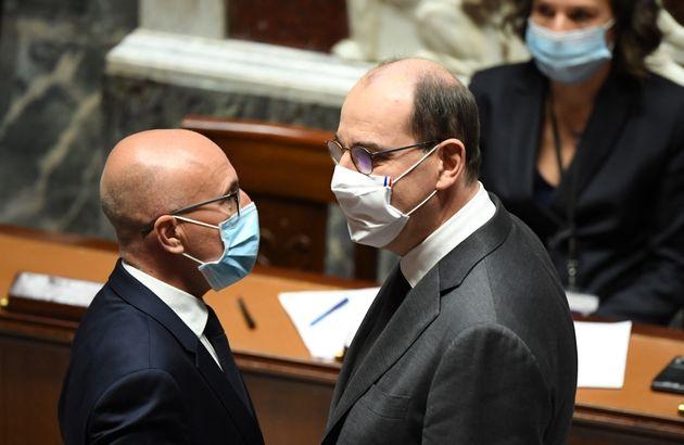 Eric Ciotti est particulièrement remonté après l'accord signé par Jean Castex...