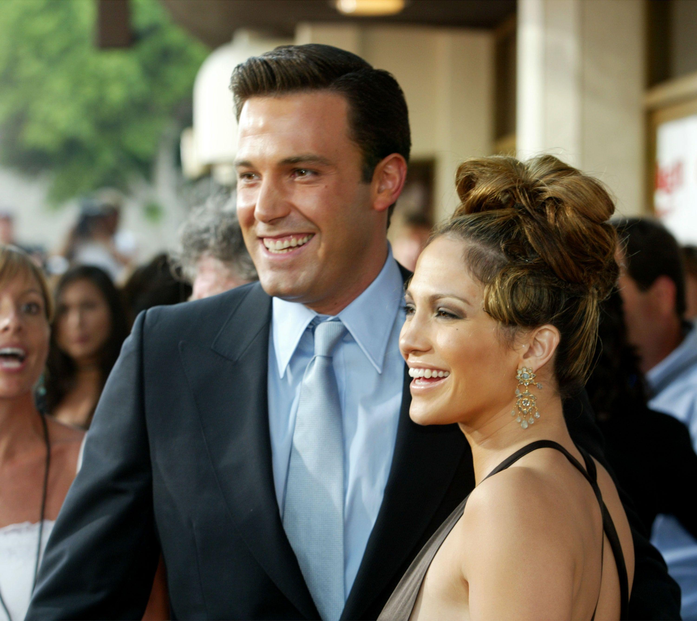 Jennifer Lopez et Ben Affleck, ici en 2003 à l'avant-première du film