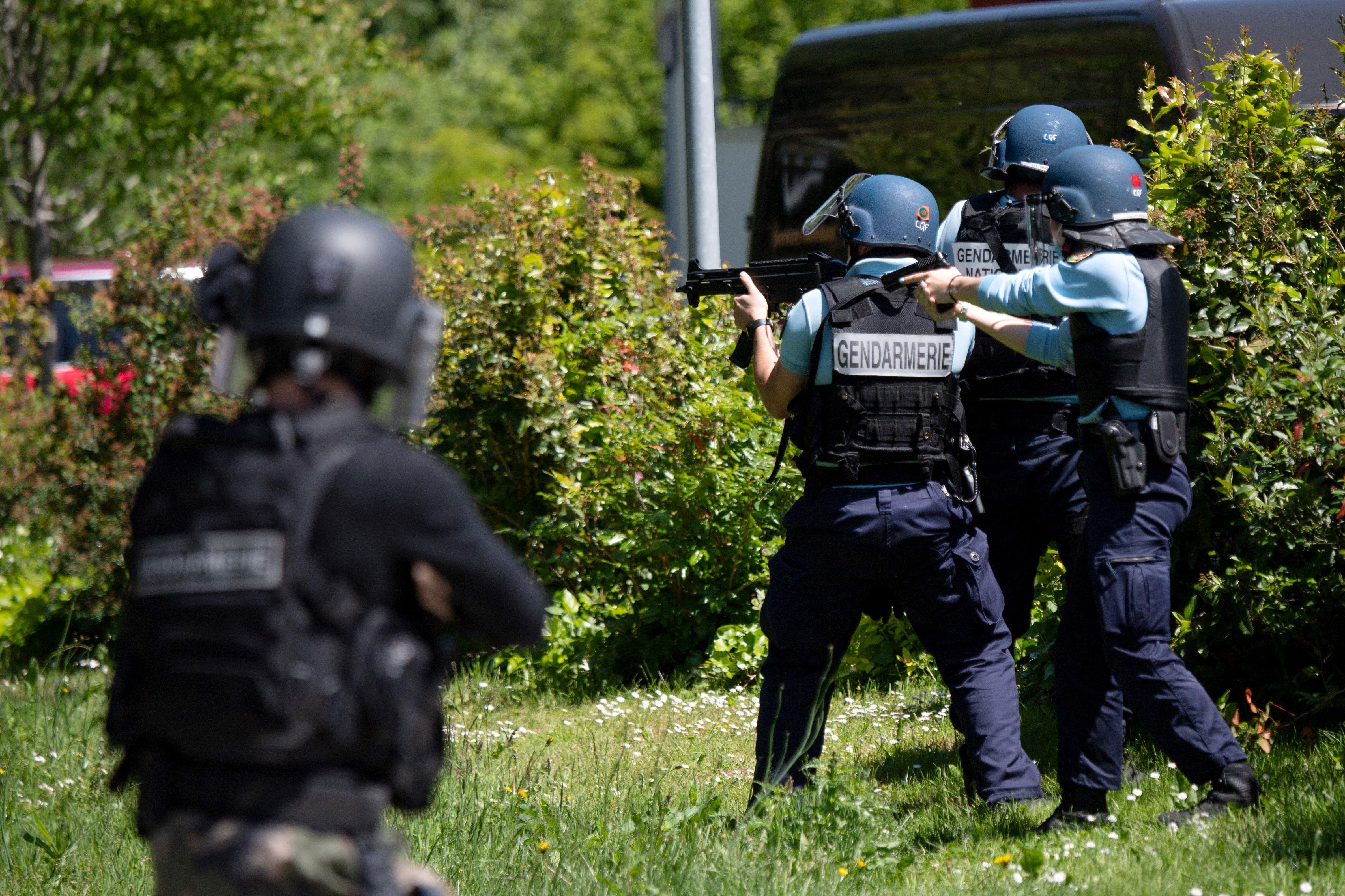 Le procureur de Nantes Pierre Sennès a livré un récit très détaillé de la traque et des agissements de...