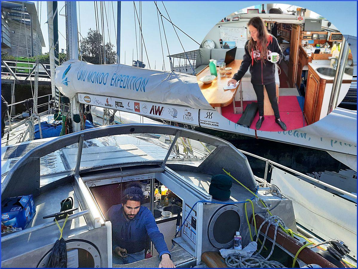 Le Northabout: un vrai bateau, quoi... - © Reflets