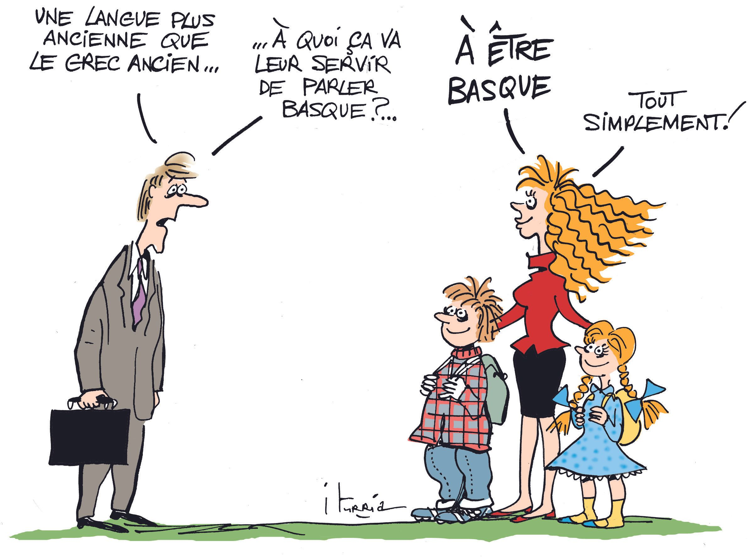 Parler basque