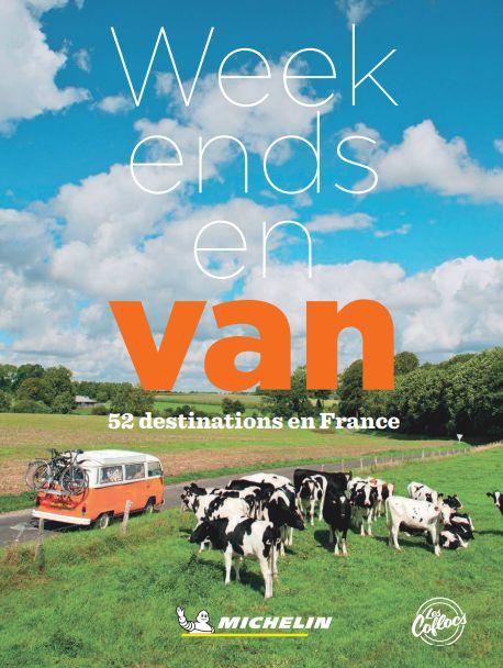 Guide Vert Michelin des week-ends en Van