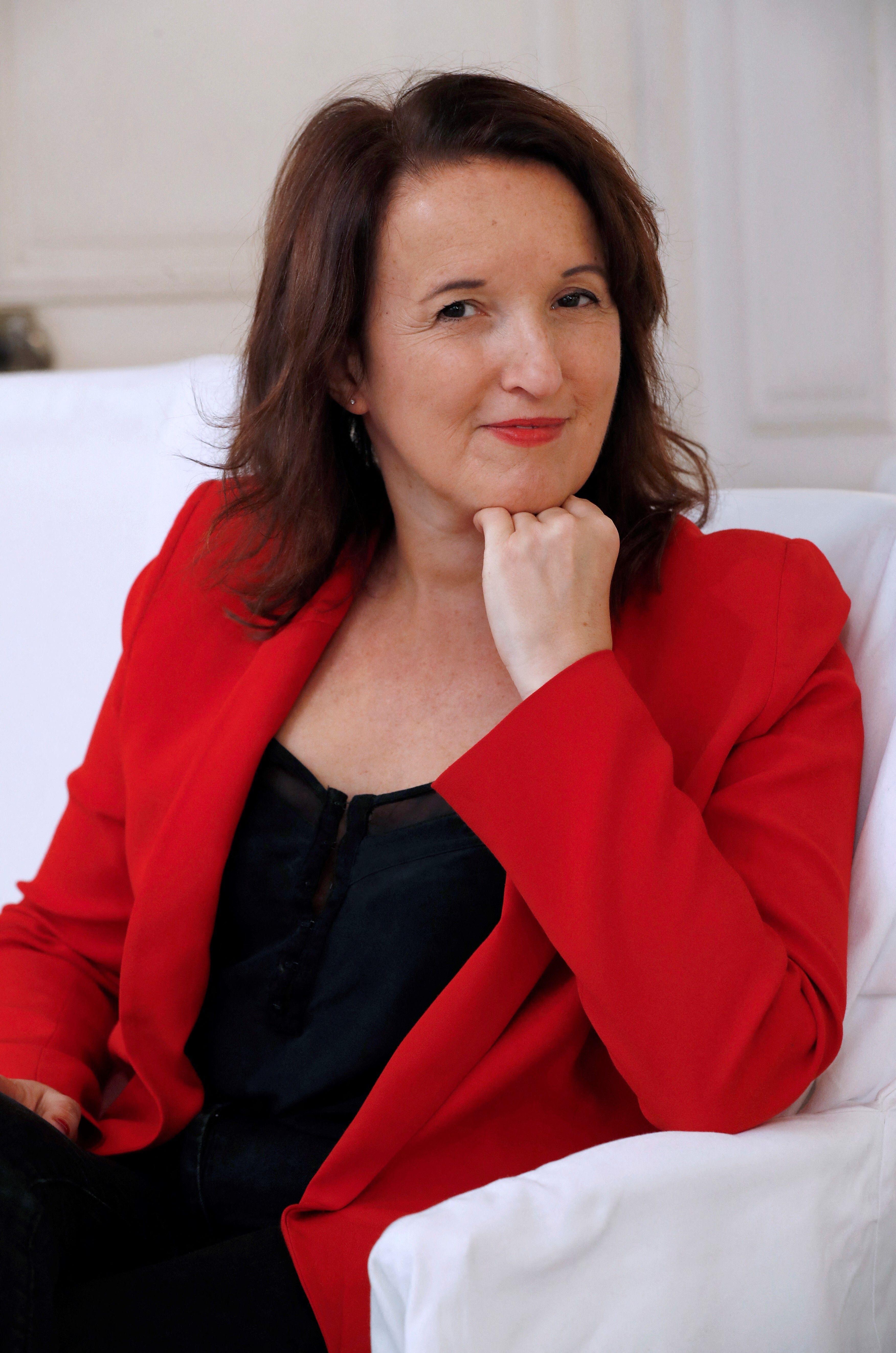 Anne Roumanoff, le 25 octobre 2017 à
