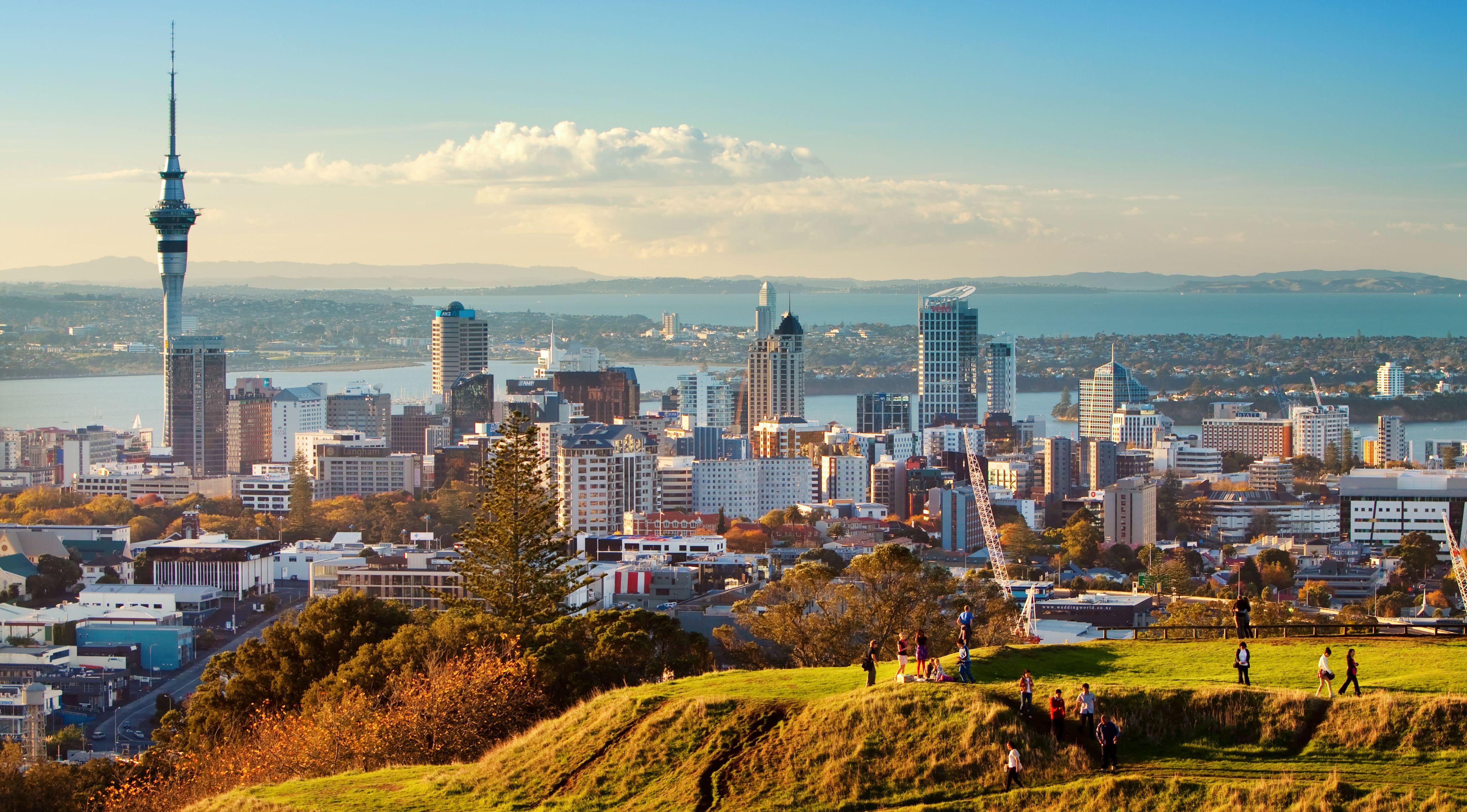 Auckland, désormais la ville où il est le plus agréable de