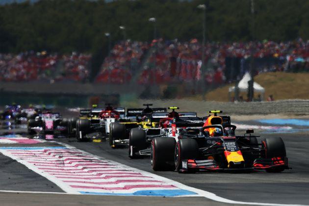 Le Grand Prix de France le 23 juin 2019 au