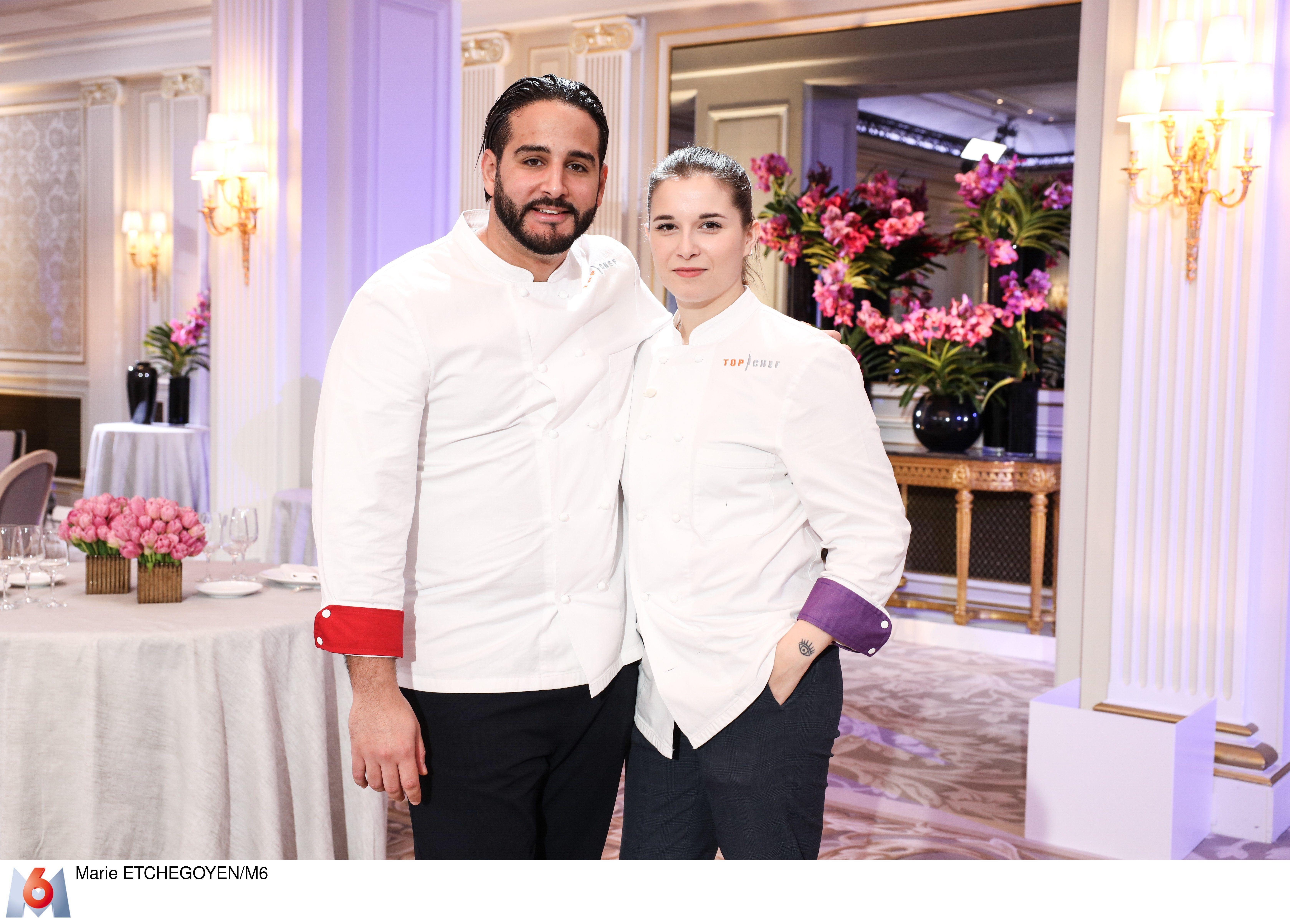 Mohamed et Sarah, finalistes de la saison 12 de