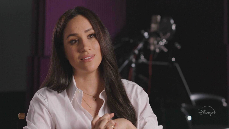 Meghan Markle dans l'émission