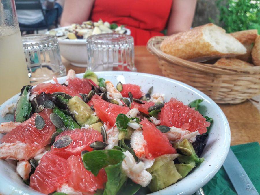salade healthy montpellier