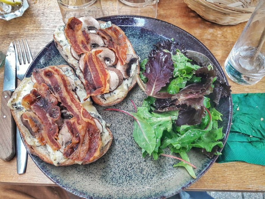 tartines fromage montpellier