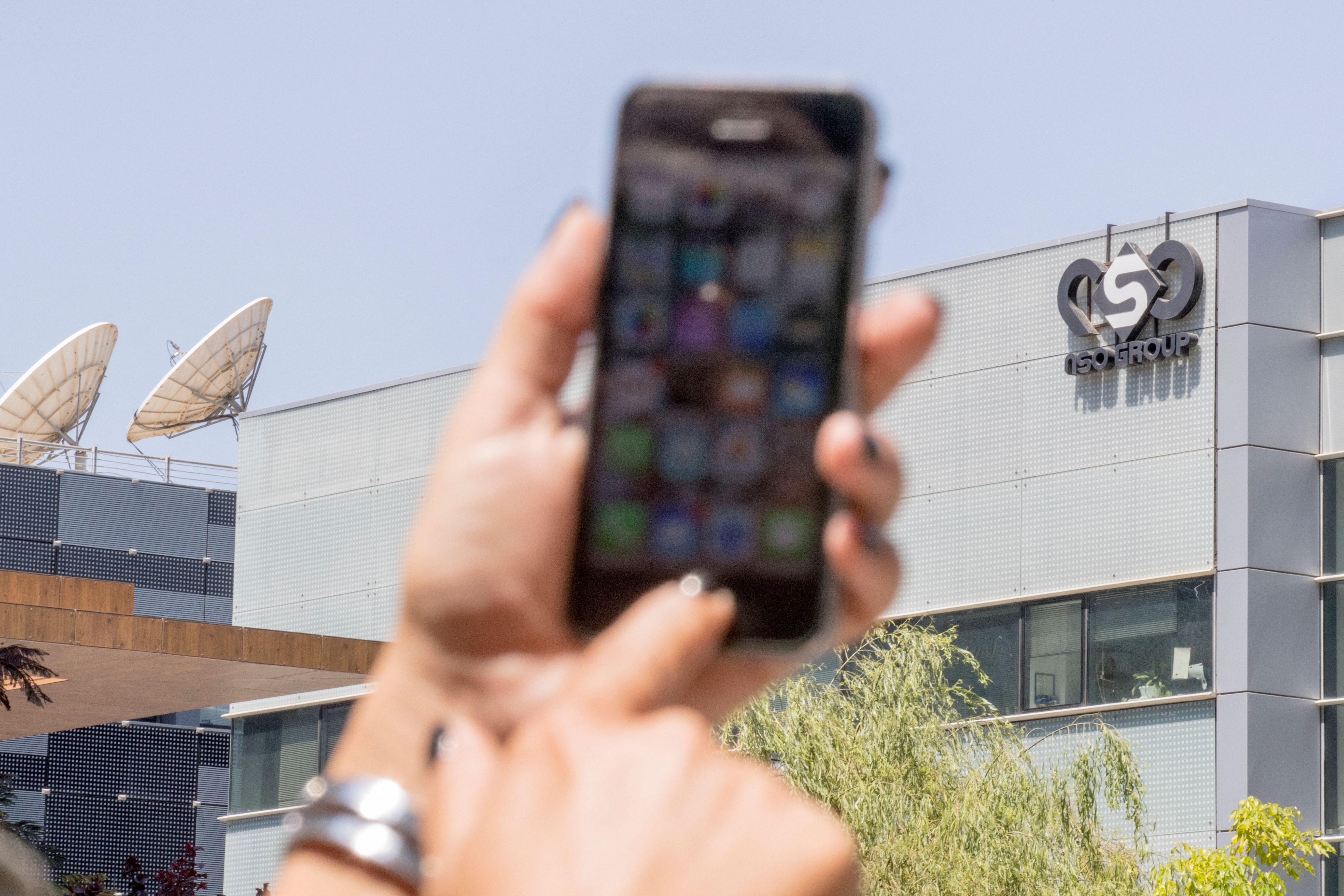 Pegasus, logiciel espion israélien, a surveillé journalistes et militants (photo d'illustration d'août