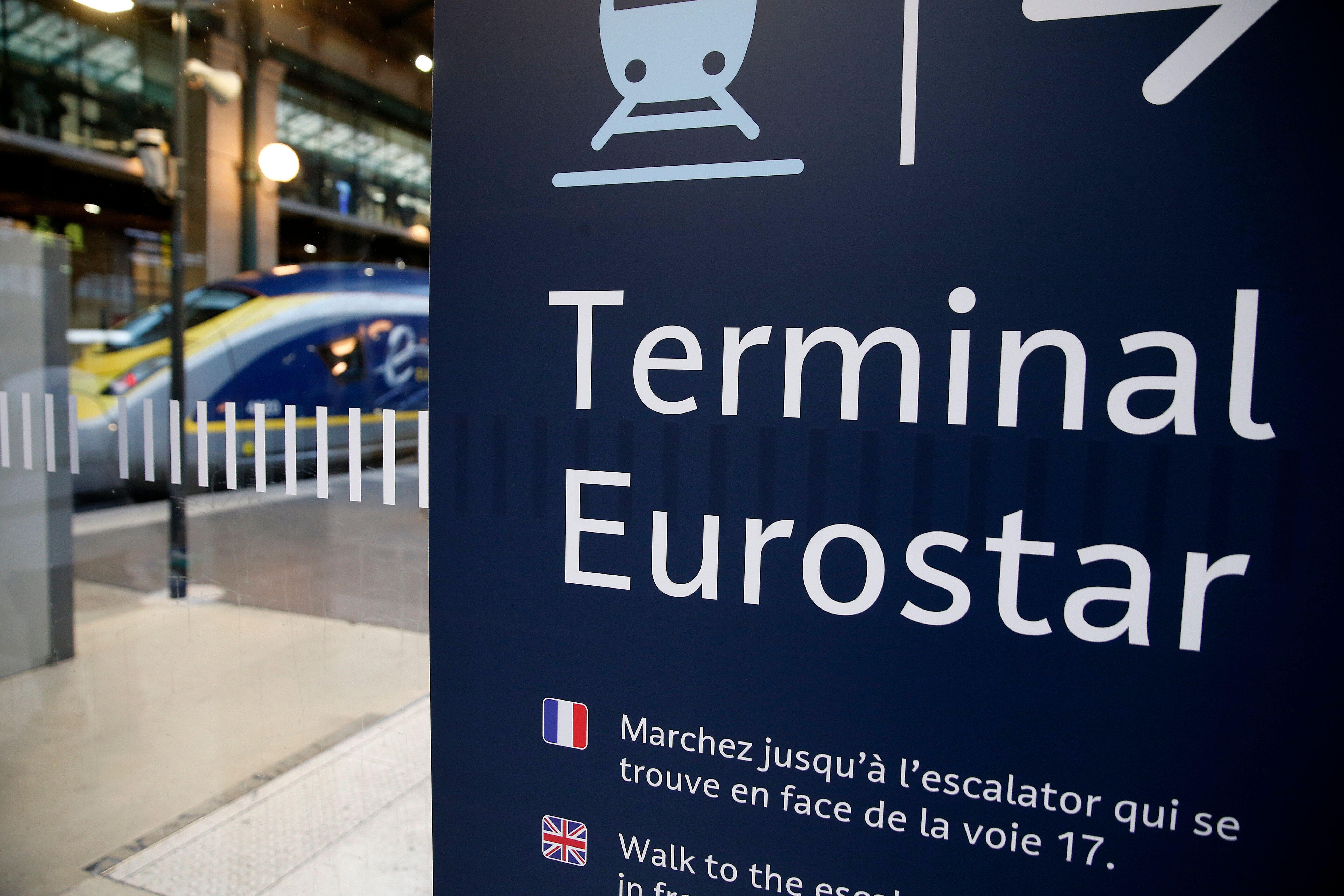 Vaccinés ou pas, les Britanniques arrivant de France auront une quarantaine (photo d'illustration...