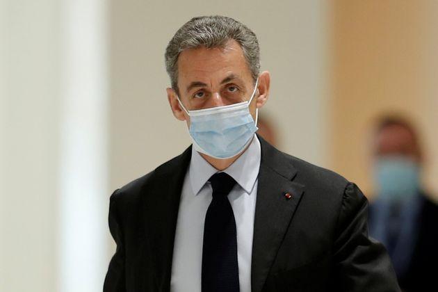 Nicolas Sarkozy au tribunal, le 30 novembre