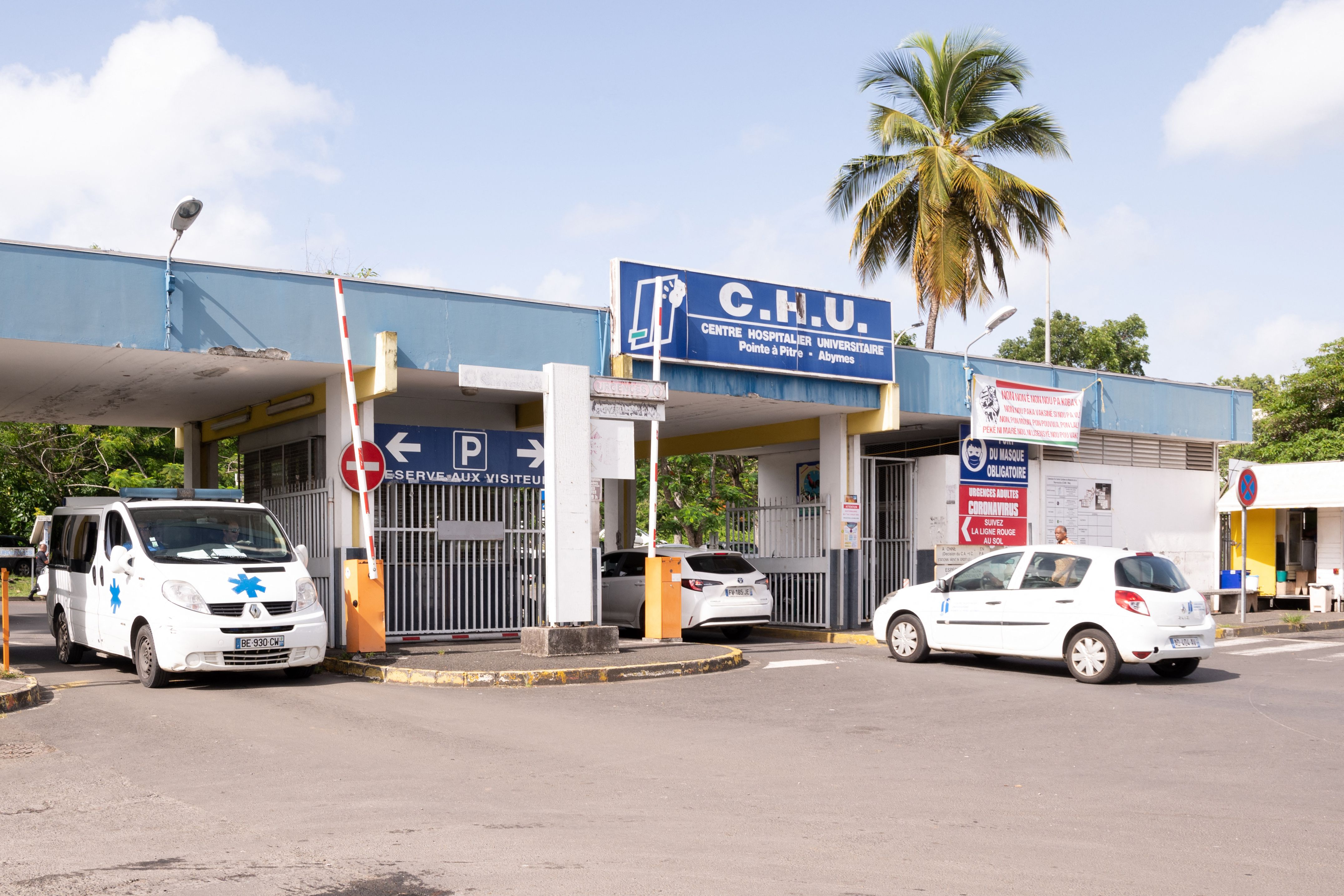 En Guadeloupe,