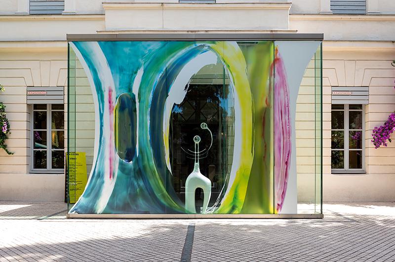 expo io burgard hôtel des collections