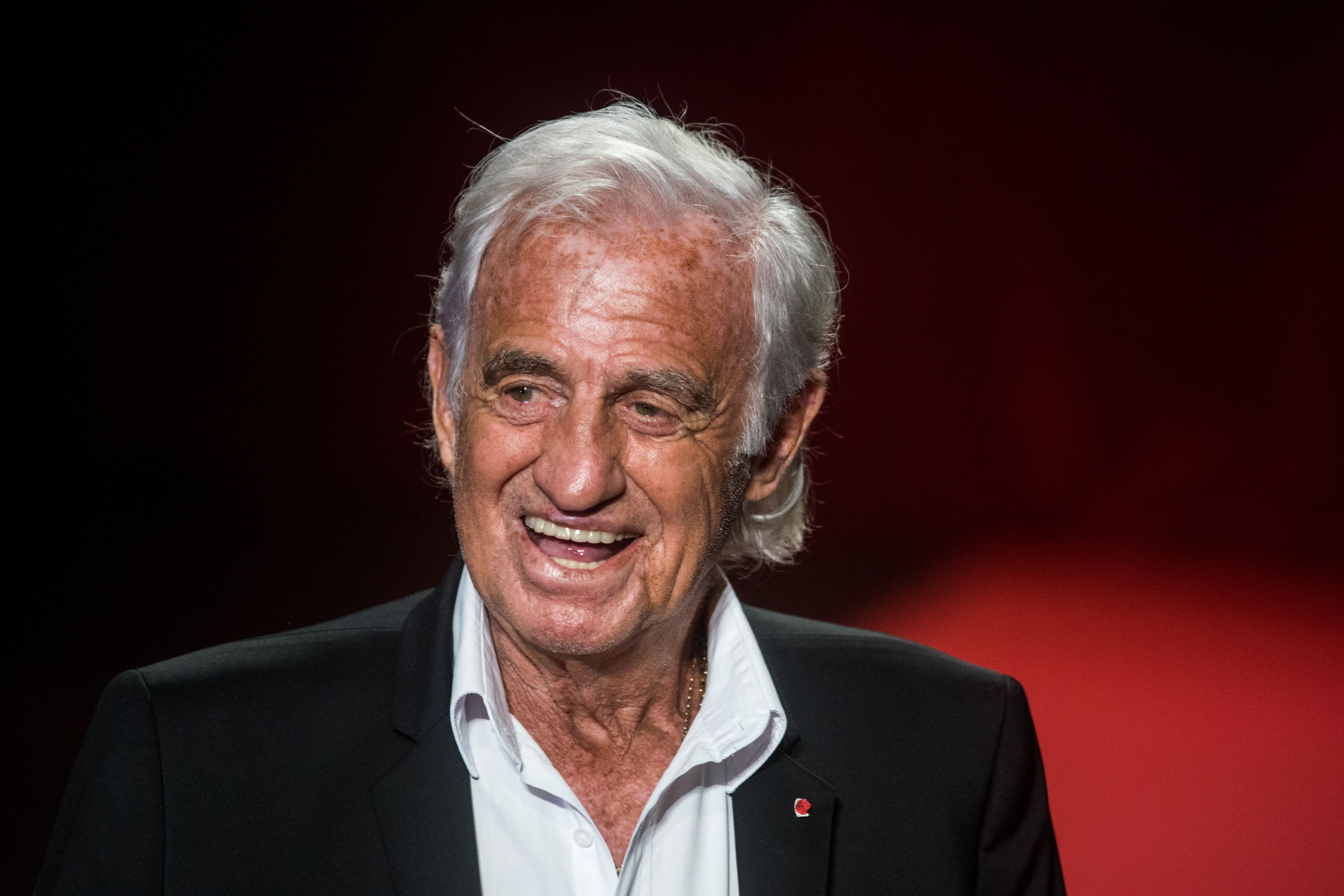 Un hommage national va être rendu jeudi 9 septembre à Jean-Paul Belmondo (photo d'archive prise en octobre...