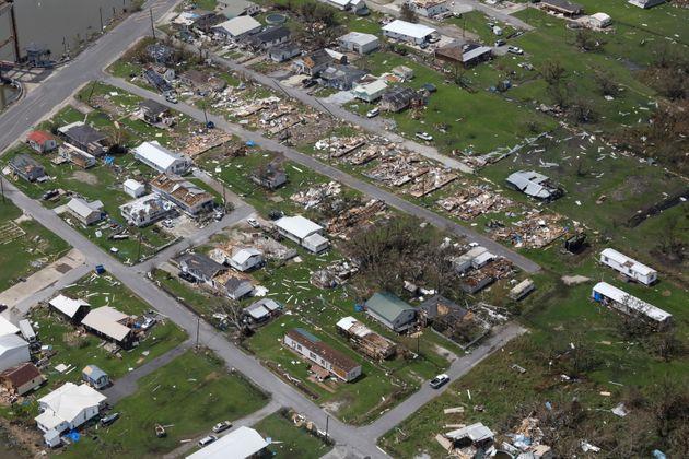 Le bilan de l'ouragan Ida en Louisiane monte à 4