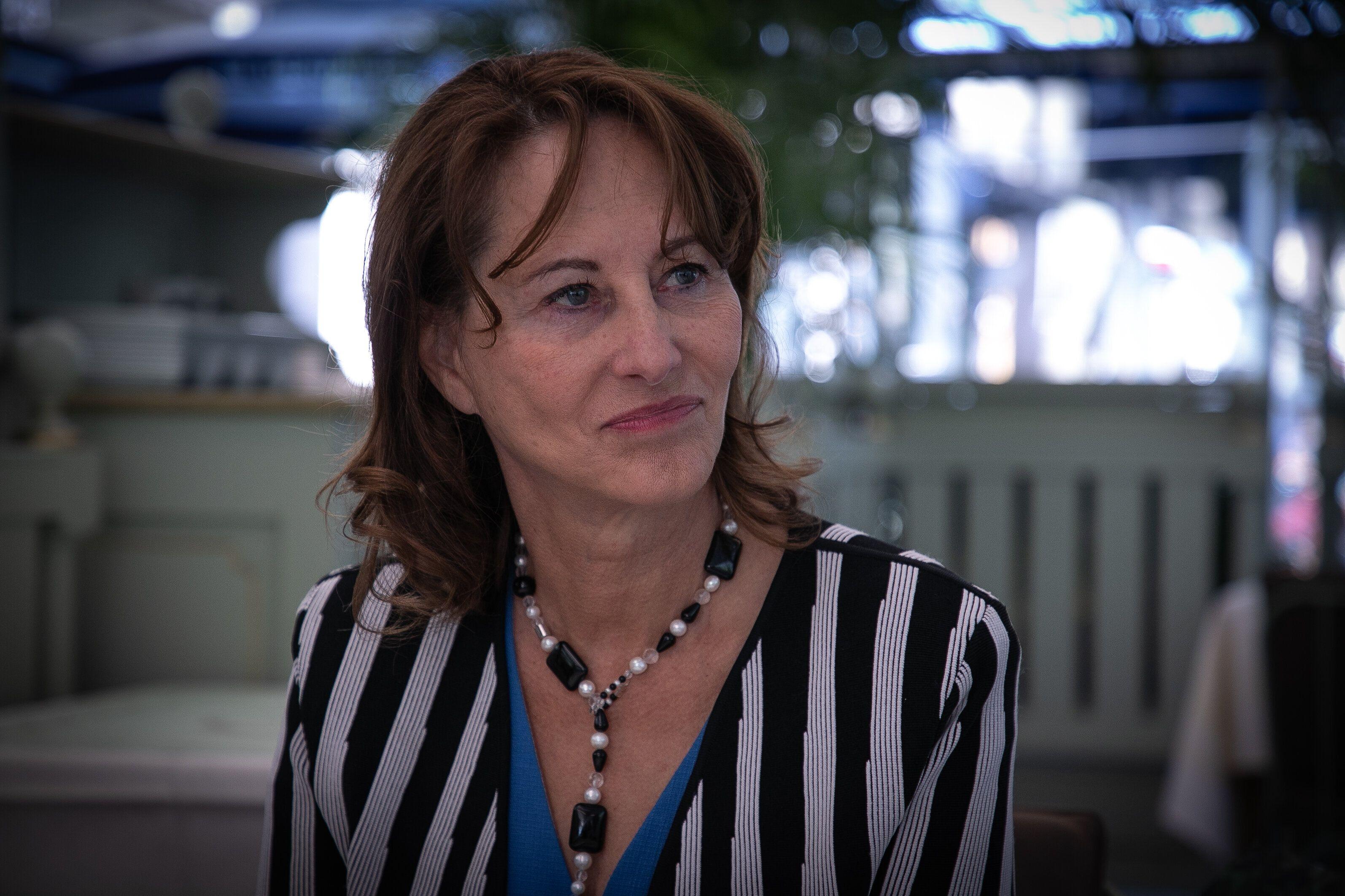 Le PS se déchire sur la candidature de Ségolène Royal aux sénatoriales (photo...