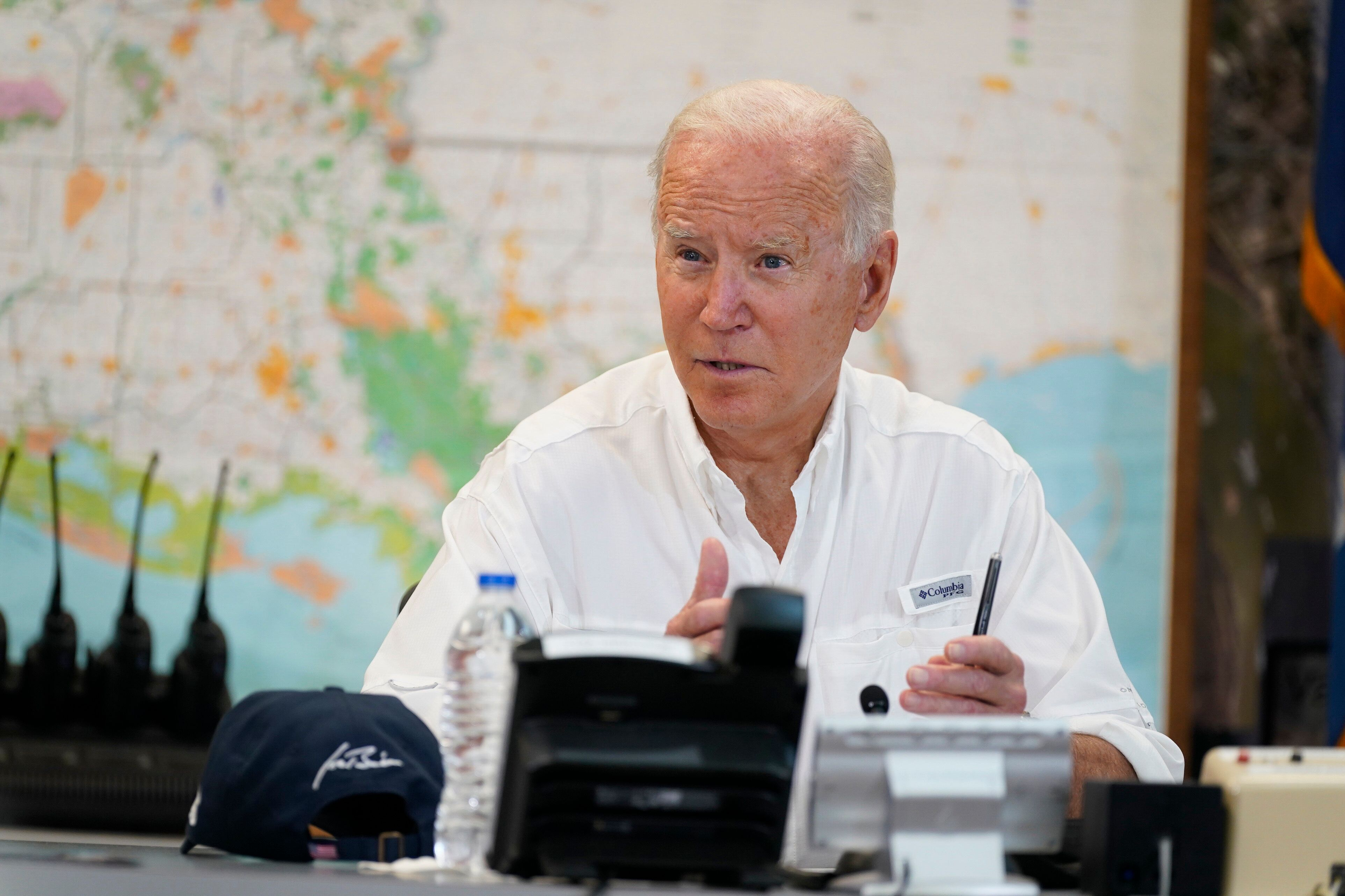 Biden promet de protéger les cliniques qui pratiqueront des IVG au Texas (photo du 3 septembre