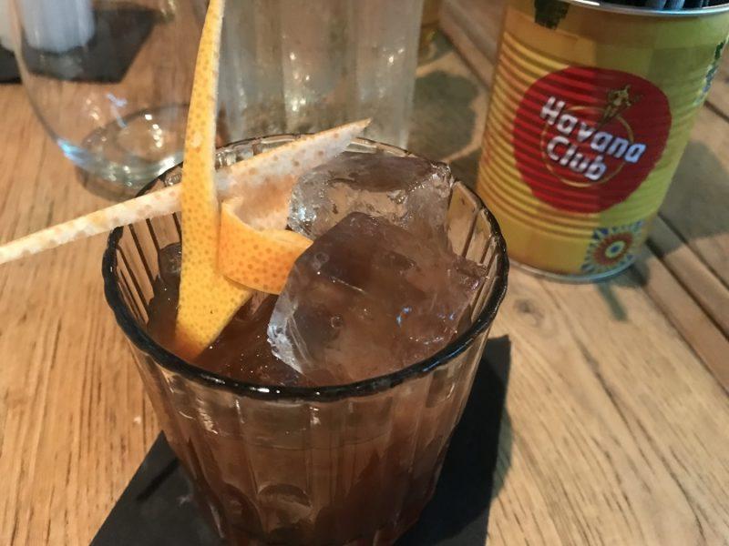 cocktail chocolat