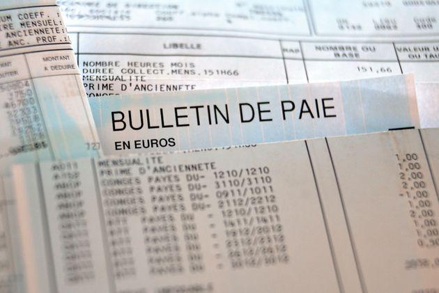 Photo prise le 22 Juin 2012 à Lille de bulletins de