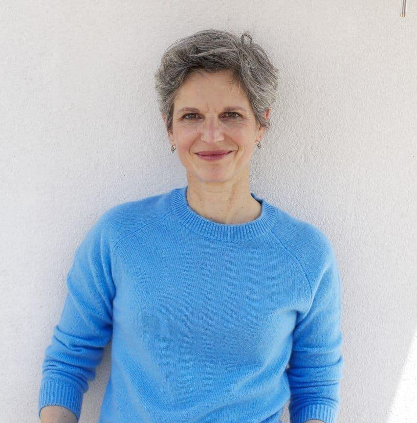 Sandrine Rousseau, atout buzz ou boulet de la primaire écolo? (photo tirée des outils de...